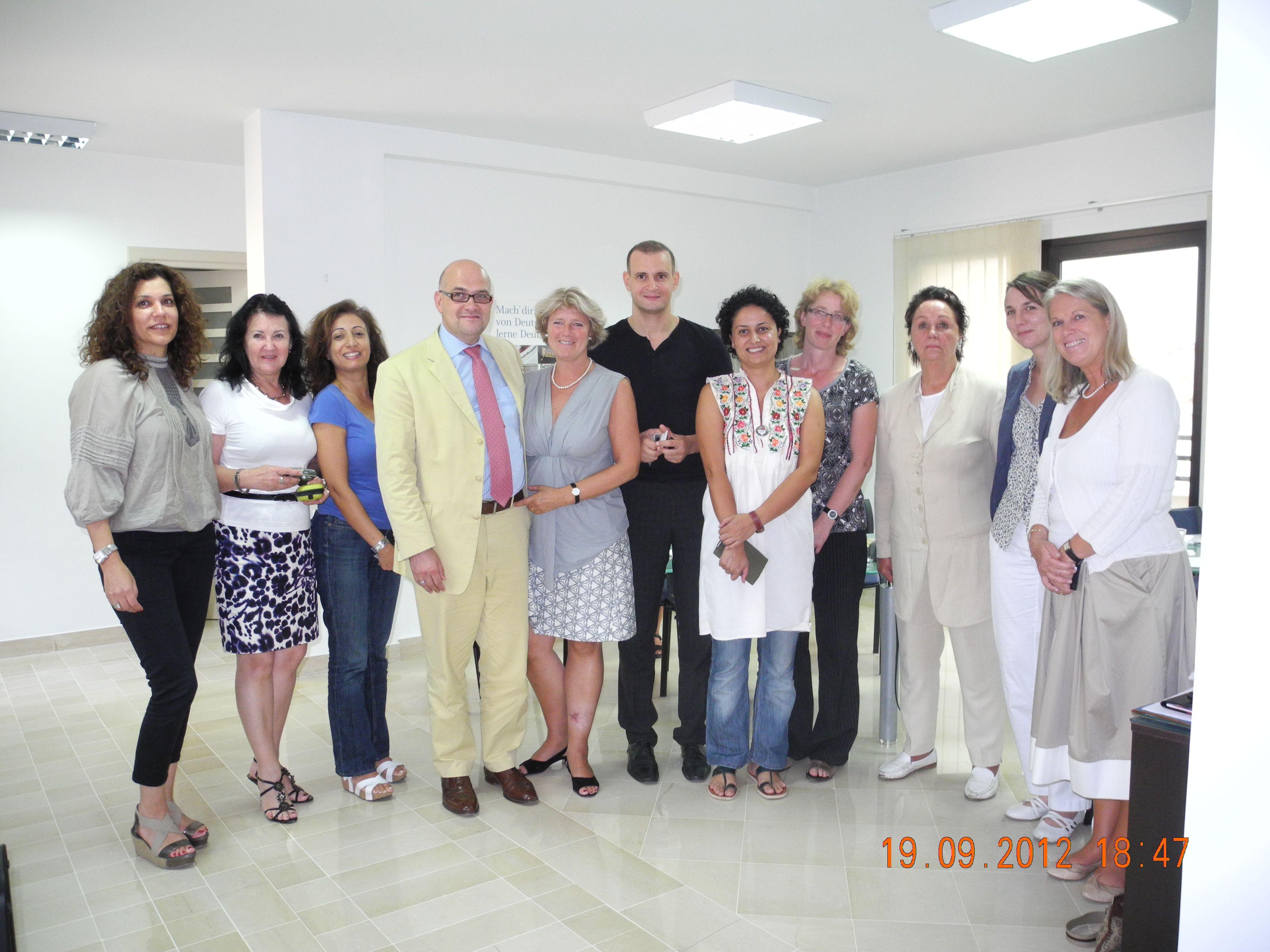 Bild 3 Nr _117 Bt Ausschuss Kultur Und Medien Im Daad B _ro Tunis