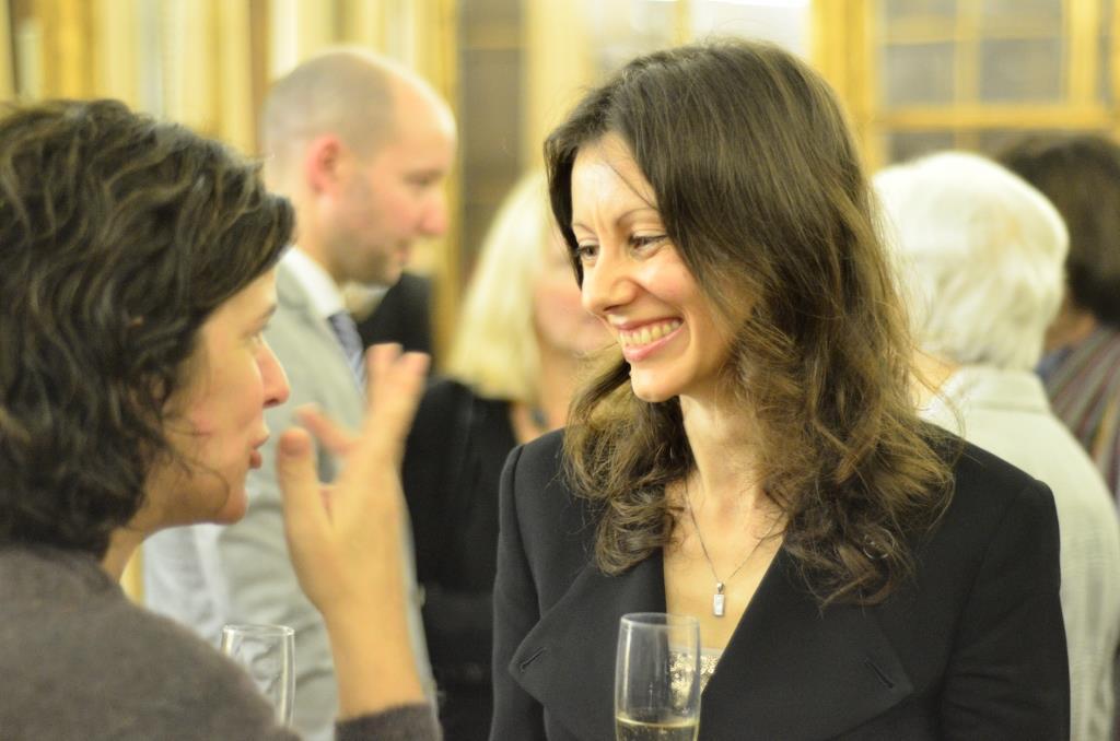 Vincitrice Del Premio Ladislao Mittner 2013 - Giovanna Targia